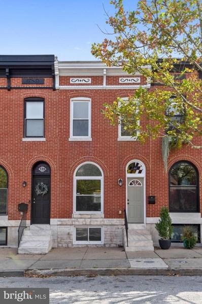 337 S East Avenue, Baltimore, MD 21224 - #: MDBA484456