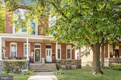 3702 Park Heights Avenue, Baltimore, MD 21215 - #: MDBA484516