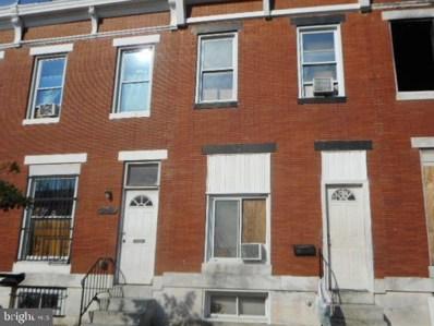 620 N Potomac Street, Baltimore, MD 21205 - #: MDBA484536