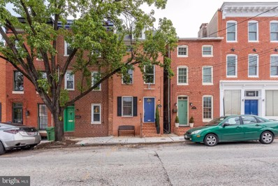 1039 William Street, Baltimore, MD 21230 - #: MDBA484538