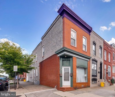 231 S Highland Avenue, Baltimore, MD 21224 - #: MDBA484552