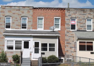 536 Maude Avenue, Baltimore, MD 21225 - #: MDBA484564