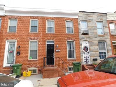 122 E Randall Street, Baltimore, MD 21230 - #: MDBA484596