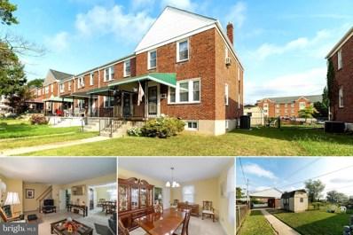 1530 E Cold Spring Lane, Baltimore, MD 21218 - #: MDBA484606
