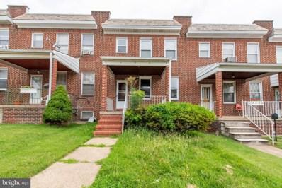 3534 Cliftmont Avenue, Baltimore, MD 21213 - #: MDBA484624
