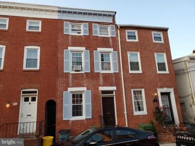 44 Poultney Street, Baltimore, MD 21230 - #: MDBA484636