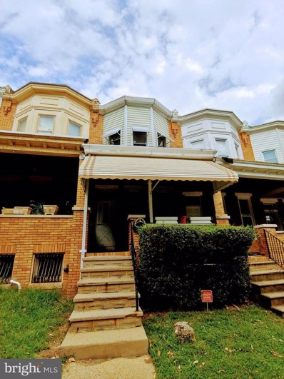 2828 Clifton Park Terrace, Baltimore, MD 21213 - #: MDBA484654