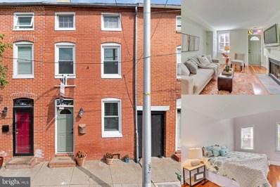 2010 Fountain Street, Baltimore, MD 21231 - #: MDBA484766