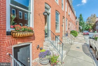 122 E Ostend Street, Baltimore, MD 21230 - #: MDBA484784