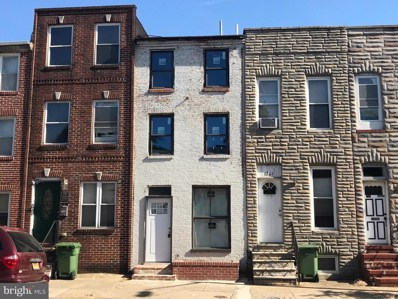 1259 Washington Boulevard, Baltimore, MD 21230 - #: MDBA484792