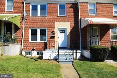 3568 Elmora Avenue, Baltimore, MD 21213 - #: MDBA484978