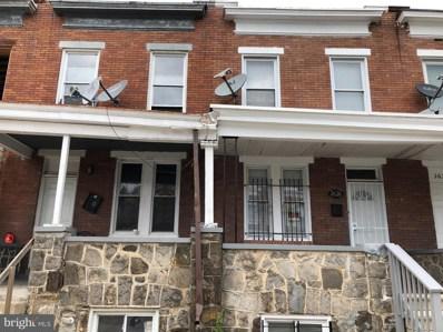 2624 Ashland Avenue, Baltimore, MD 21205 - #: MDBA484982
