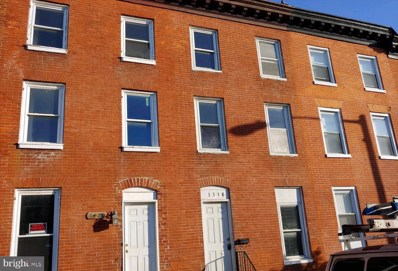1318 W Pratt Street, Baltimore, MD 21223 - #: MDBA484992