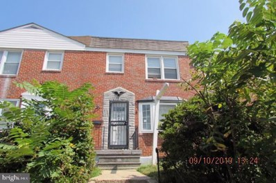 5455 Whitwood Road, Baltimore, MD 21206 - #: MDBA485048