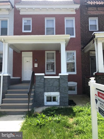 3025 W Garrison Avenue, Baltimore, MD 21215 - #: MDBA485070