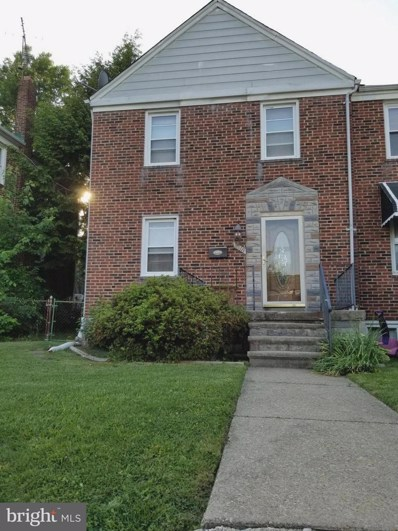 3518 Parklawn Avenue, Baltimore, MD 21213 - #: MDBA485108