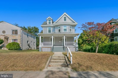 4008 Fernhill Avenue, Baltimore, MD 21215 - #: MDBA485124