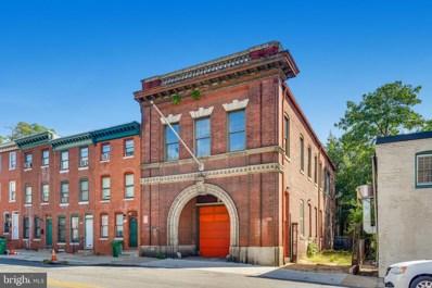 43 S Carey Street, Baltimore, MD 21223 - #: MDBA485128