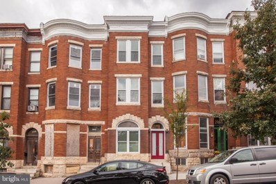 2066 Linden Avenue, Baltimore, MD 21217 - #: MDBA485166