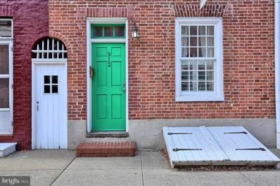 912 Fell Street, Baltimore, MD 21231 - #: MDBA485200