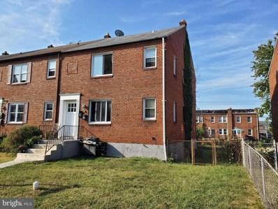 5332 Nelson Avenue, Baltimore, MD 21215 - #: MDBA485208