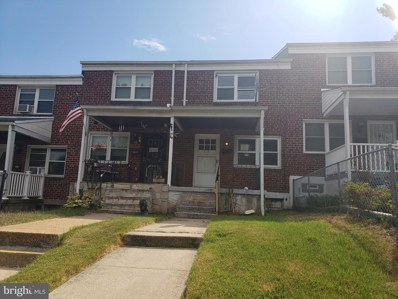 3121 Georgetown Road, Baltimore, MD 21230 - #: MDBA485220