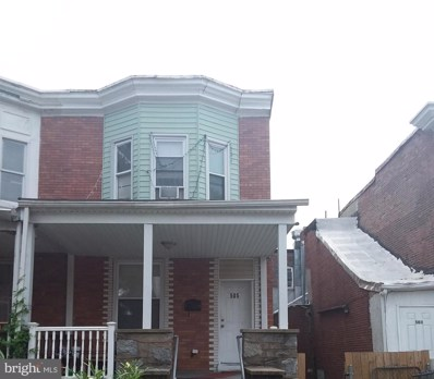 505 Tunbridge Road, Baltimore, MD 21212 - #: MDBA485248