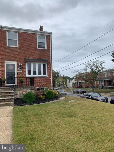 3926 Wilke Avenue, Baltimore, MD 21206 - #: MDBA485252