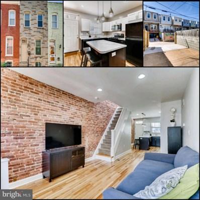 24 N Glover Street, Baltimore, MD 21224 - #: MDBA485278