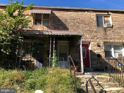 5004 Chalgrove Avenue, Baltimore, MD 21215 - #: MDBA485290