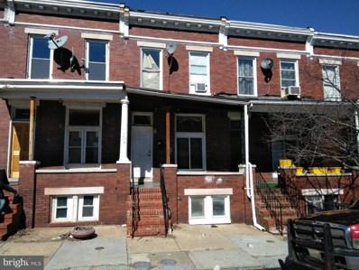 1738 Darley Avenue, Baltimore, MD 21213 - #: MDBA485296