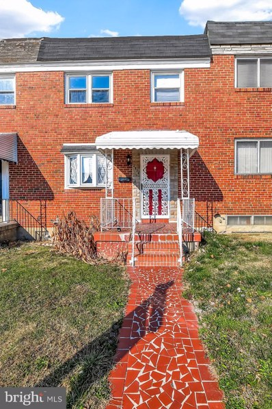 4834 Claybury Avenue, Baltimore, MD 21206 - #: MDBA485306