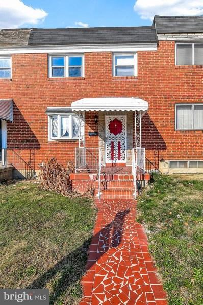 4834 Claybury Avenue, Baltimore, MD 21206 - #: MDBA485306