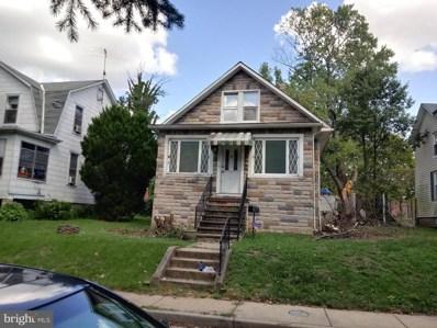 6405 Rosemont Avenue, Baltimore, MD 21206 - #: MDBA485350