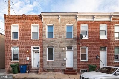 1107 Sterrett Street, Baltimore, MD 21230 - #: MDBA485368