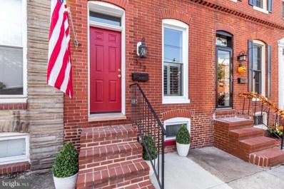 117 E Randall Street, Baltimore, MD 21230 - #: MDBA485392