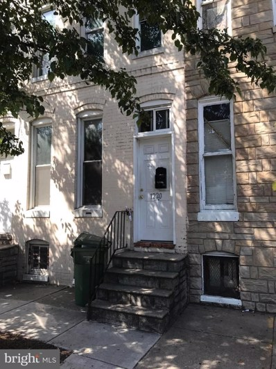 1220 Washington Boulevard, Baltimore, MD 21230 - #: MDBA485414