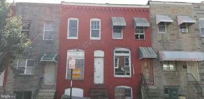 2009 Clifton Avenue, Baltimore, MD 21217 - #: MDBA485470