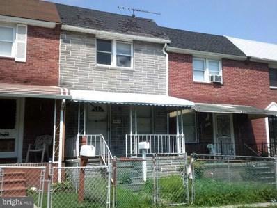 3822 Saint Victor Street, Baltimore, MD 21225 - #: MDBA485496
