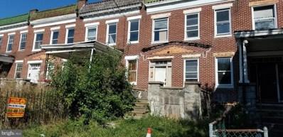 2816 W Cold Spring Lane, Baltimore, MD 21215 - #: MDBA485520