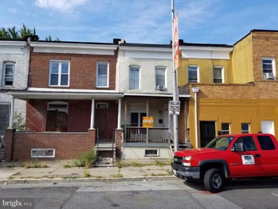 4230 Park Heights Avenue, Baltimore, MD 21215 - MLS#: MDBA485526