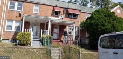 2904 Oakford Avenue, Baltimore, MD 21215 - #: MDBA485530