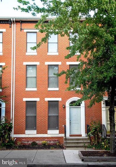 1907 Eutaw Place, Baltimore, MD 21217 - #: MDBA485596