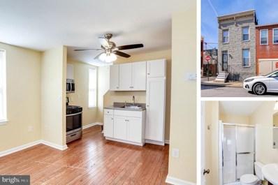 212 Lloyd Street, Baltimore, MD 21202 - #: MDBA485598