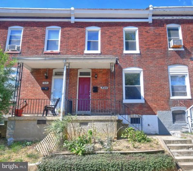 3022 Mathews Street, Baltimore, MD 21218 - #: MDBA485616