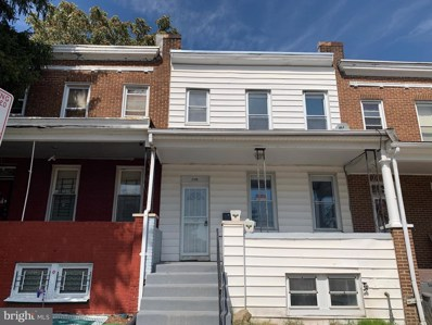 2106 Presstman Street, Baltimore, MD 21217 - #: MDBA485624