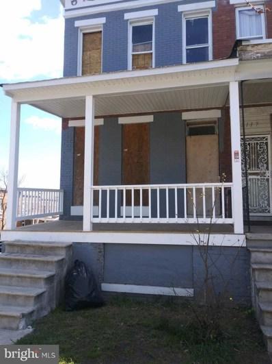 2119 N Longwood Street, Baltimore, MD 21216 - #: MDBA485640