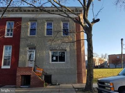 121 S Calverton Road, Baltimore, MD 21223 - #: MDBA485660
