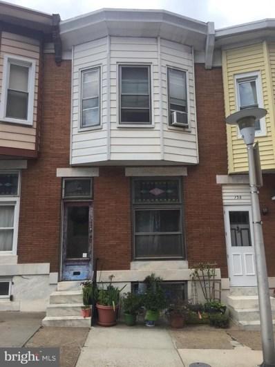 140 S Ellwood Avenue, Baltimore, MD 21224 - #: MDBA485672