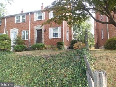 3383 Saint Benedict Street, Baltimore, MD 21229 - #: MDBA485784
